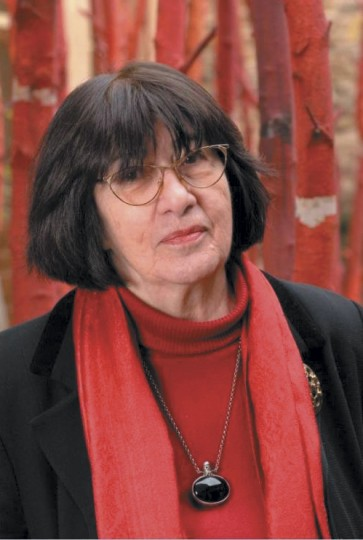Margareta Niculescu, photo : Christophe Loiseau
