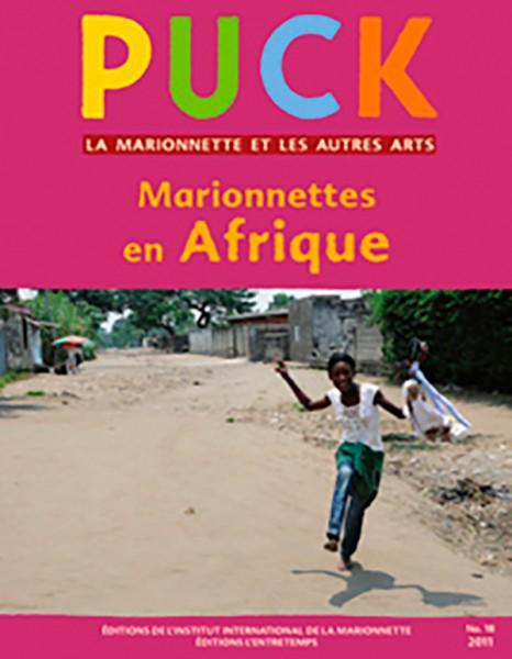 PUCK n°18 : MARIONNETTES EN AFRIQUE
