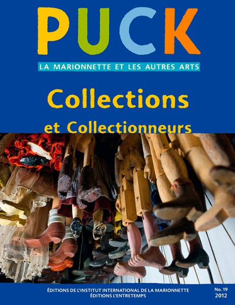 PUCK n°19 : COLLECTIONS ET COLLECTIONNEURS