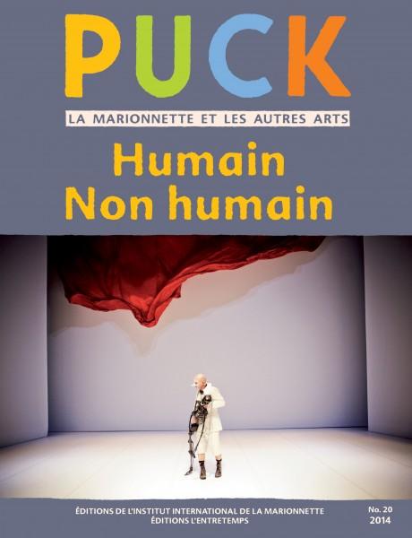 PUCK n°20 : HUMAIN - NON HUMAIN